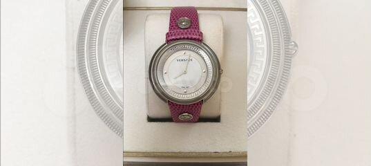 Брэндовые часы Versace. Оригинал купить в Москве на Avito — Объявления на  сайте Avito 968feb1858e