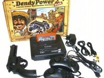 Игровая приставка Dendy Power 2
