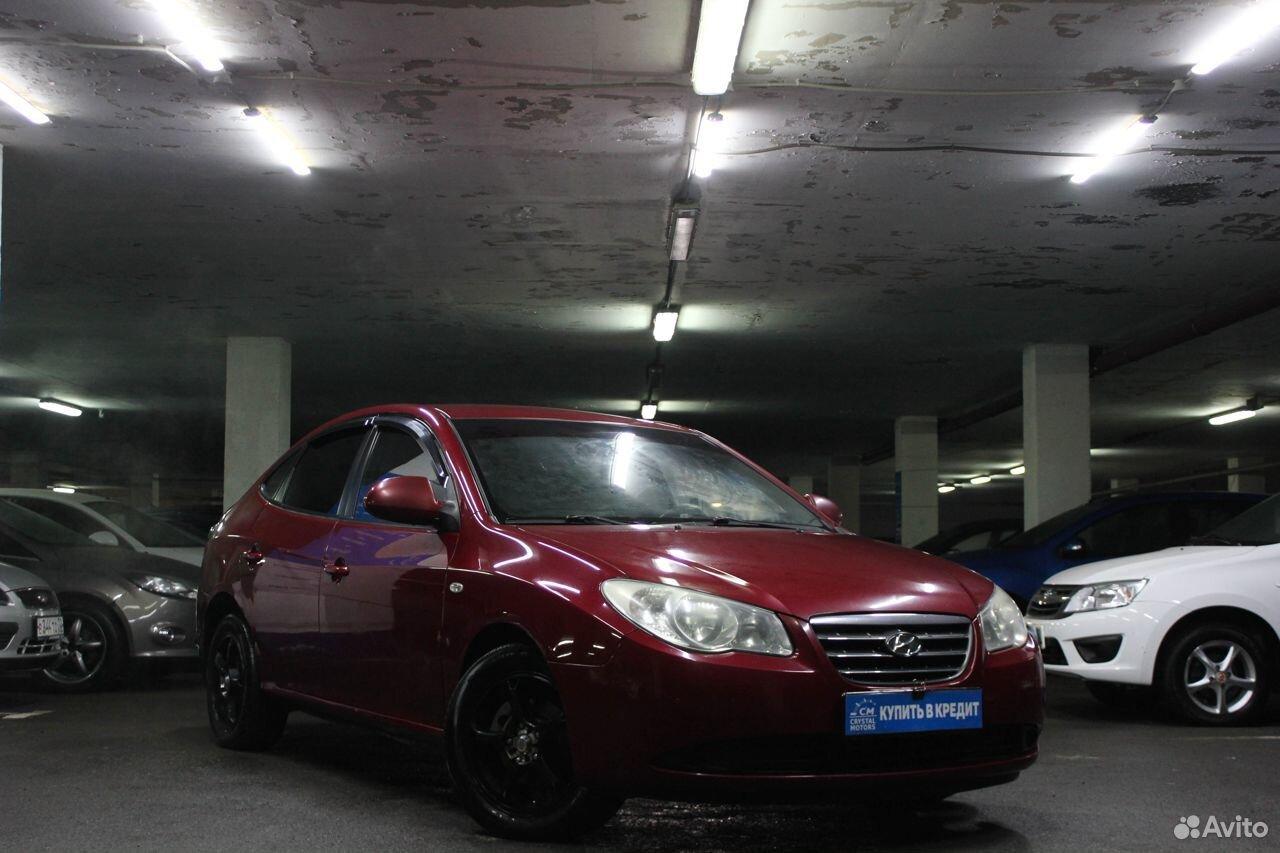 Hyundai Elantra, 2007  83452578874 купить 1
