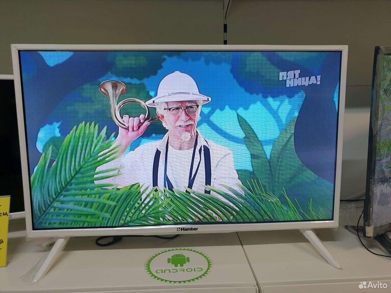 Новый телевизор Hamber 82см DVB-T2 USB  89622641079 купить 4