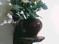Полочки для цветов