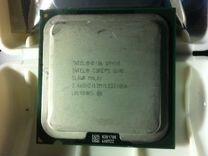 Процессор intel core 2 quad Q9450 slawr 2.66 ггц