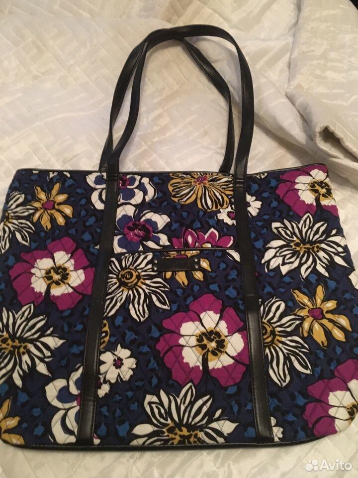 Женская сумка Vera Bradley новая  89122145482 купить 2