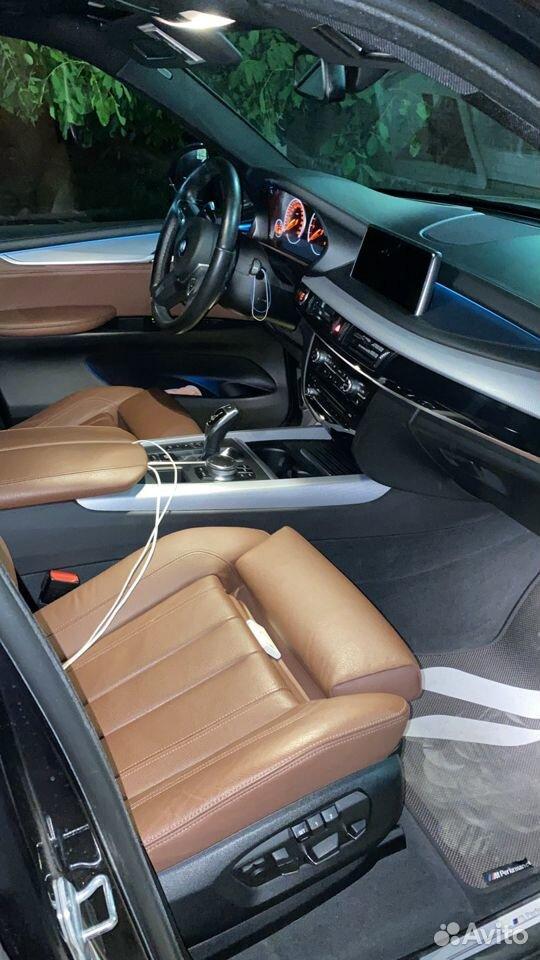 BMW X5, 2016  89635923788 купить 9