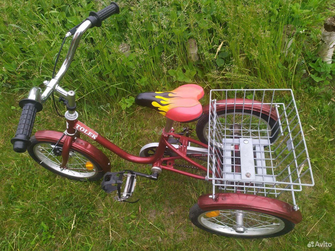 Реабилитационный велосипед детский 89118553806 купить 1