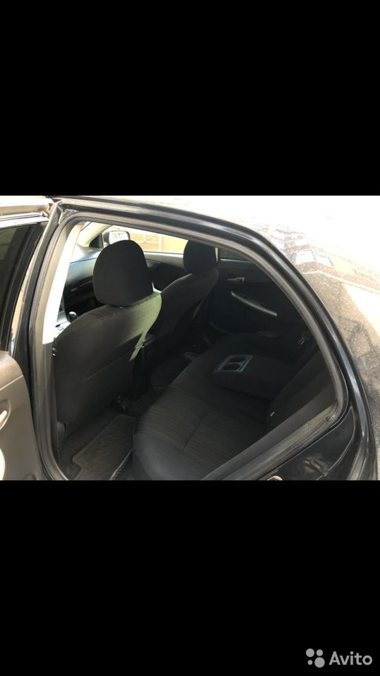 Toyota Corolla, 2008  89285162697 купить 9