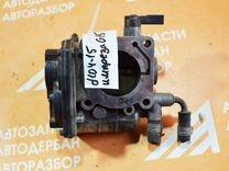 Дроссельная заслонка Subaru Impreza G11 2000-2007
