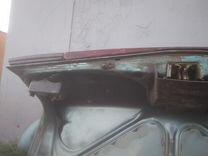 Крышка багажника для ваз 2110