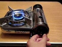 Плита настольная газовая Lotos Premium TR-300