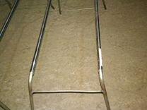 Таганок, подставка под котелок (кан)