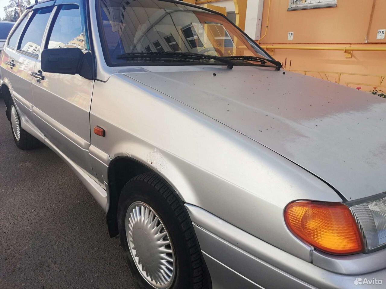 ВАЗ 2114 Samara, 2007  89011469940 купить 3