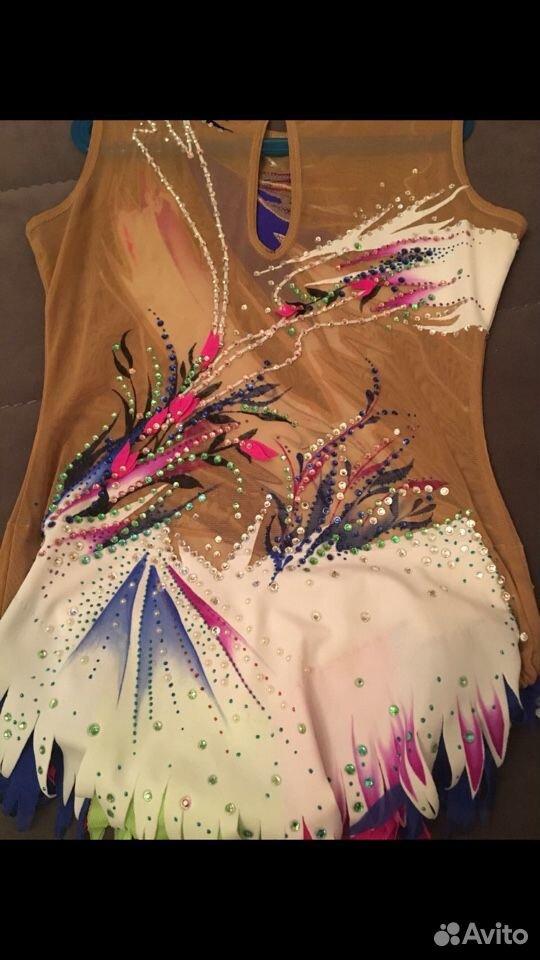 Leotard for rhythmic gymnastics 89039134900 buy 3
