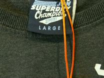 Новая футболка Superdry, RG512 Rough Soul, р.L
