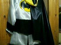 Новогодний костюм Бэтмен