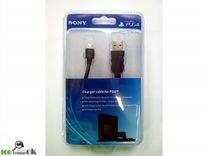 Зарядный кабель джойстика PS4