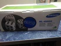 Продам картридж SAMSUNG ML-4500D3