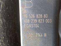 Заслонка дроссельная Ситроен С5, 2004