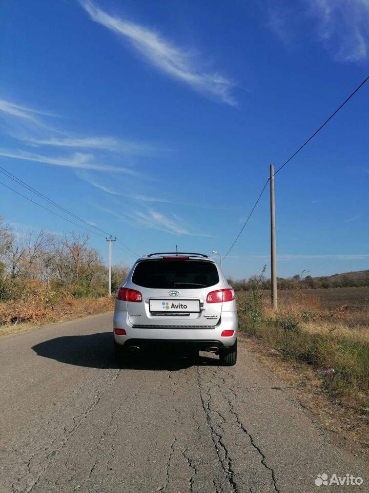 Hyundai Santa Fe, 2008  89187859838 купить 5