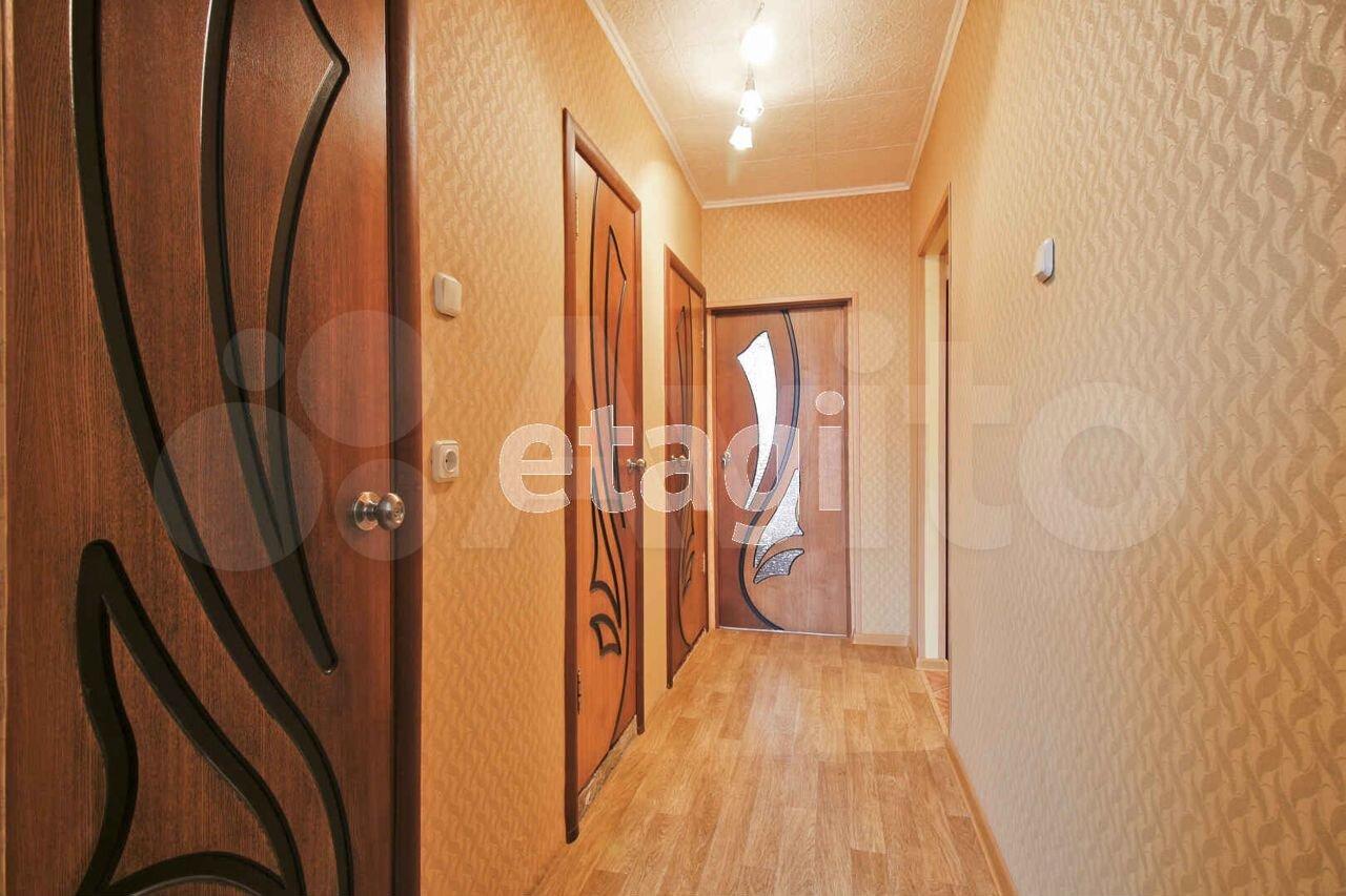 2-к квартира, 53.6 м², 4/5 эт. 89622533318 купить 4