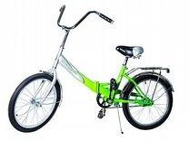"""Велосипед складной 20"""" новый байкал"""