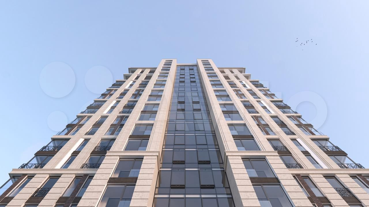 1-к квартира, 50 м², 11/20 эт.  89289123551 купить 5