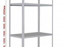 Стеллаж металлический стф 1055-2.5 (5 полок)