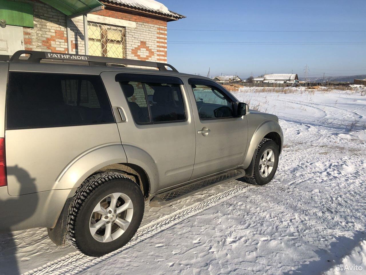 Nissan Pathfinder, 2007  89025624866 купить 2