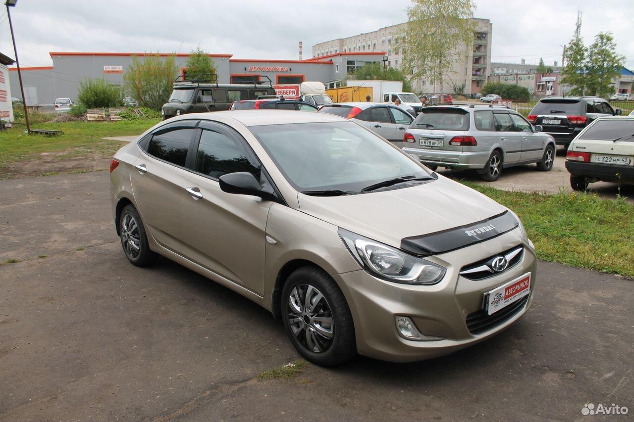 Hyundai Solaris, 2011  89523074499 купить 7