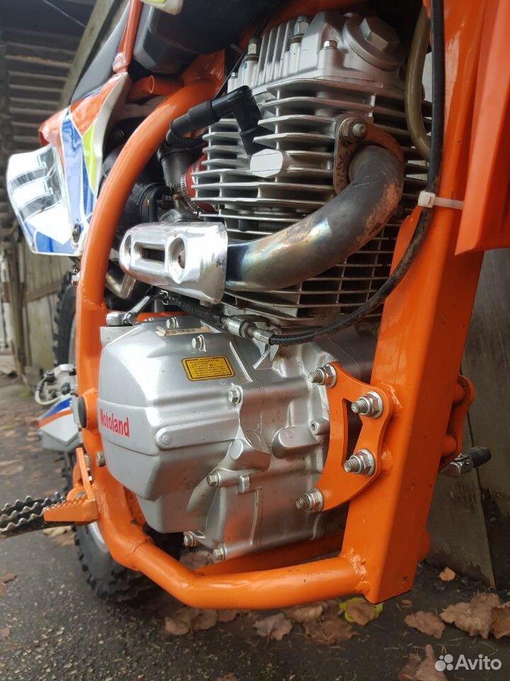 Motoland WRX 250KT
