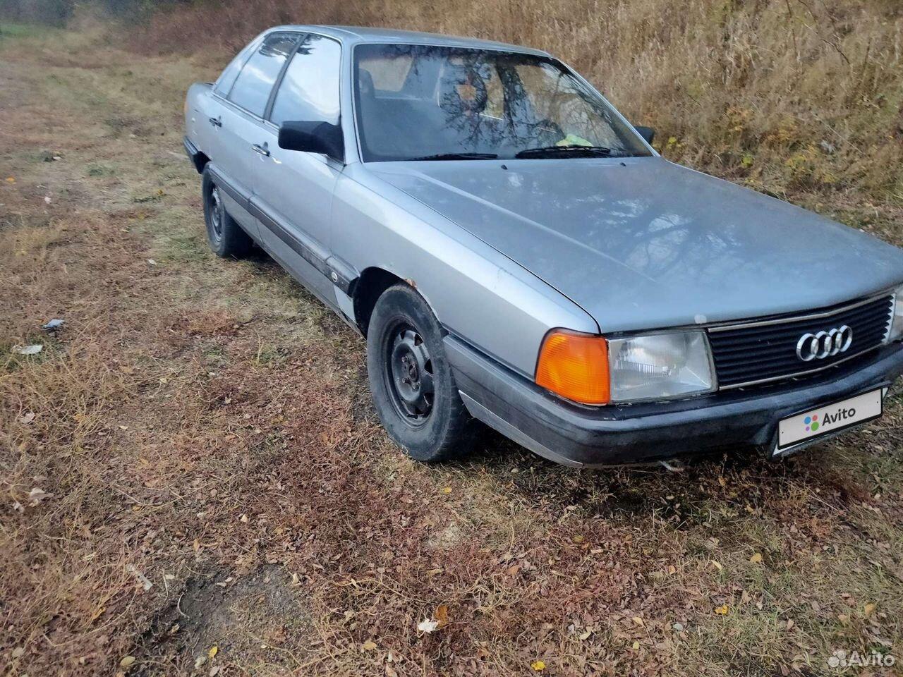 Audi 100, 1984  89507131641 купить 5