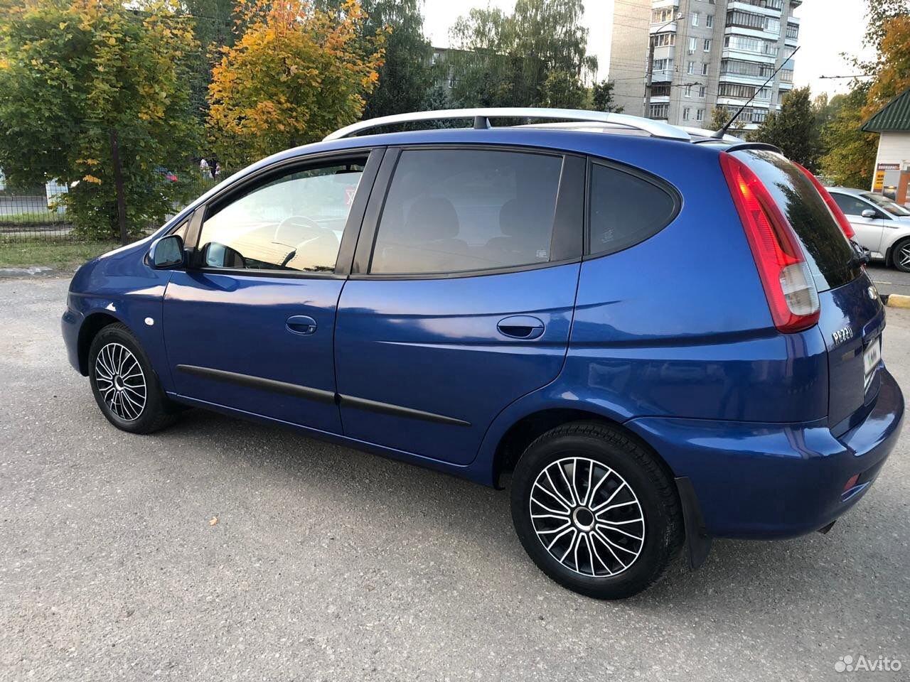 Chevrolet Rezzo, 2008  89065637466 купить 3