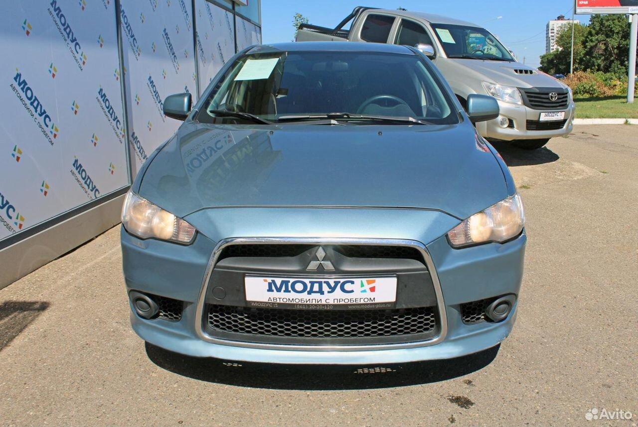 Mitsubishi Lancer, 2011  89343410233 купить 3