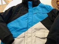 Куртка зимняя спортивная горно-пляжная