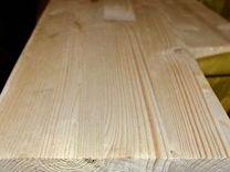 Мебельный щит (сосна, ель) 40х250х2м (рст-5401)