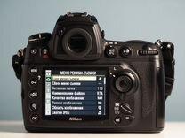 Nikon D700 пробег 32k