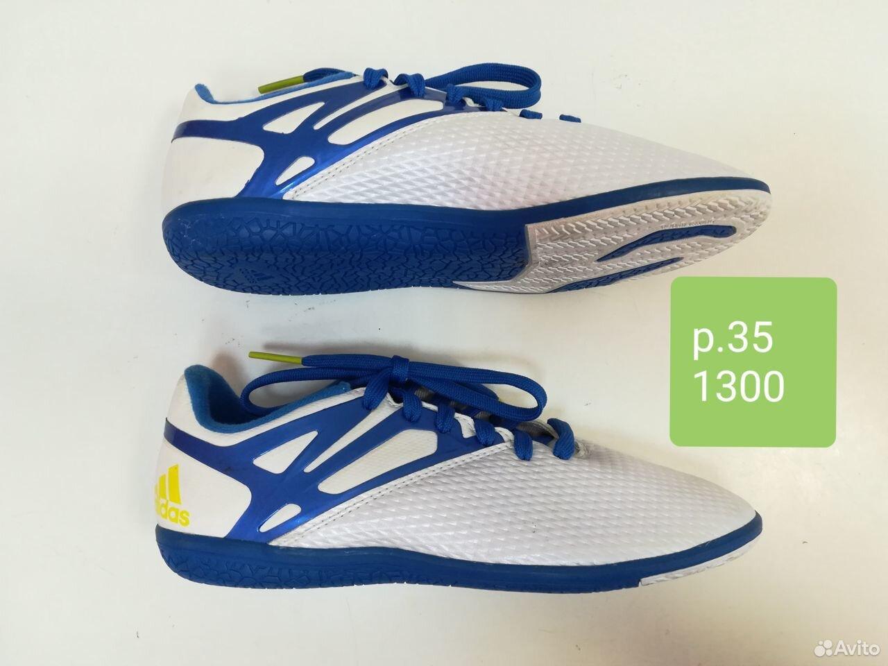 Футзалки adidas messi размер 36 eur  89223002011 купить 1