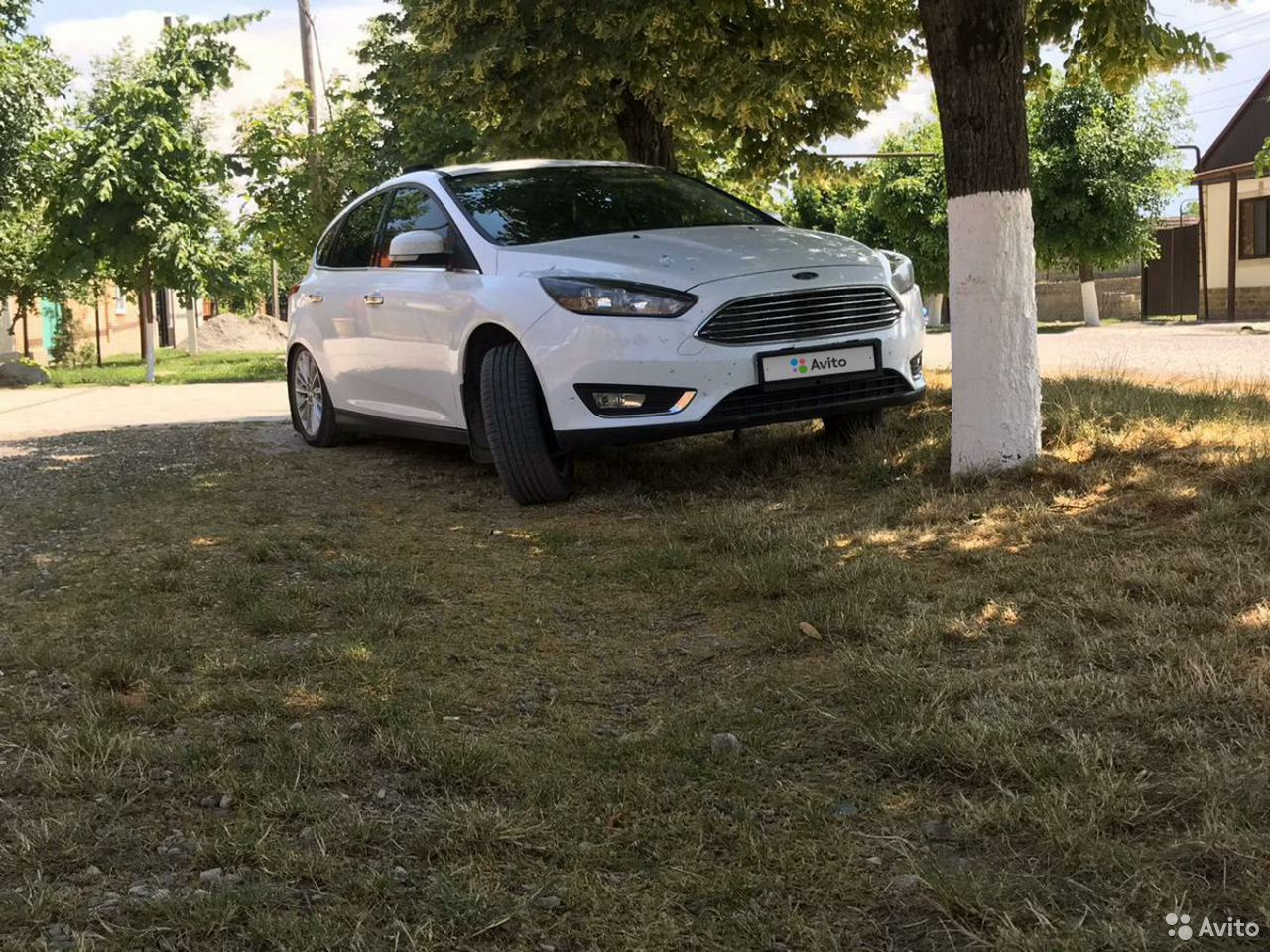 Ford Focus, 2015  89659544624 купить 3