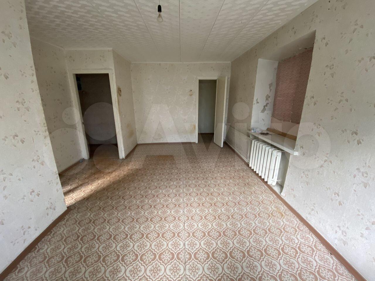 1-к квартира, 31.8 м², 1/2 эт.  89176119095 купить 2