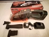 Автомобильный пылесос Bork W6303 GY