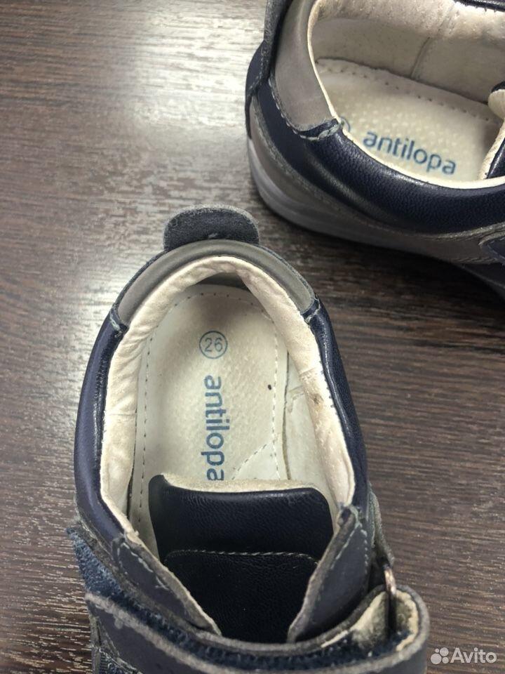 Туфли  89235002111 купить 4