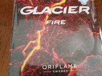 Туалетная вода мужская Glacier Fire