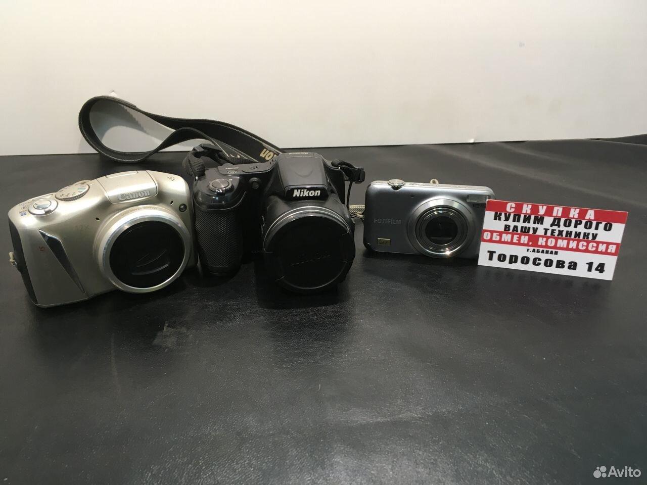 Фотоаппараты различные модели (т14)