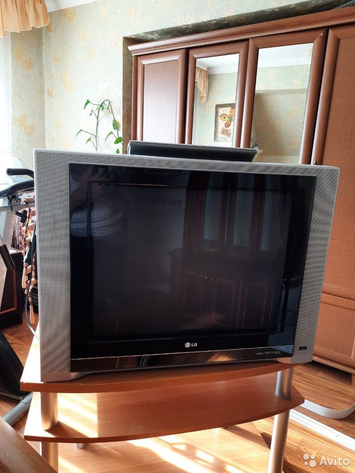 Телевизор (ламповый) LG диагональ экрана 70 см., с  89212620650 купить 1