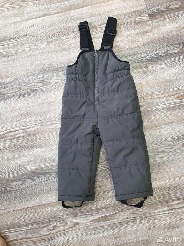 Зимние брюки  89021796772 купить 1