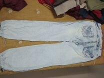 Джинсы летние облегченные 46-48, рост 176 — Одежда, обувь, аксессуары в Геленджике
