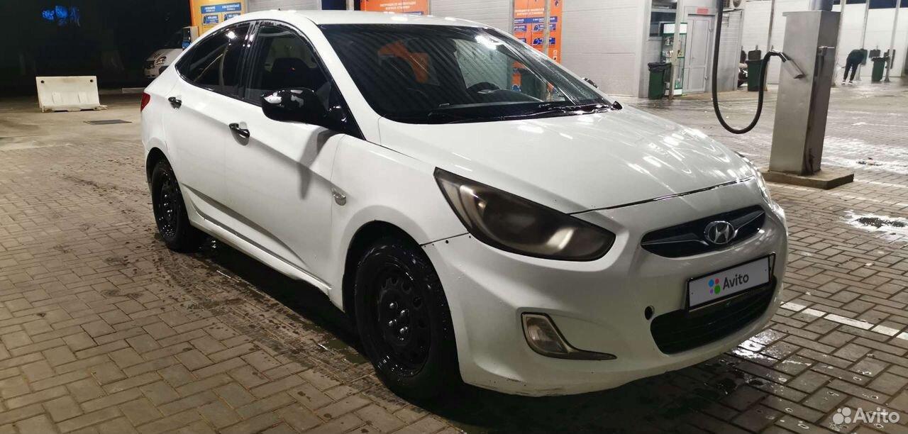 Hyundai Solaris, 2012  89584716924 купить 5