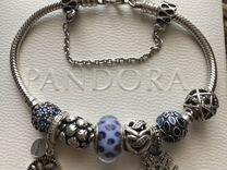 Pandora Пандора браслет с шармами
