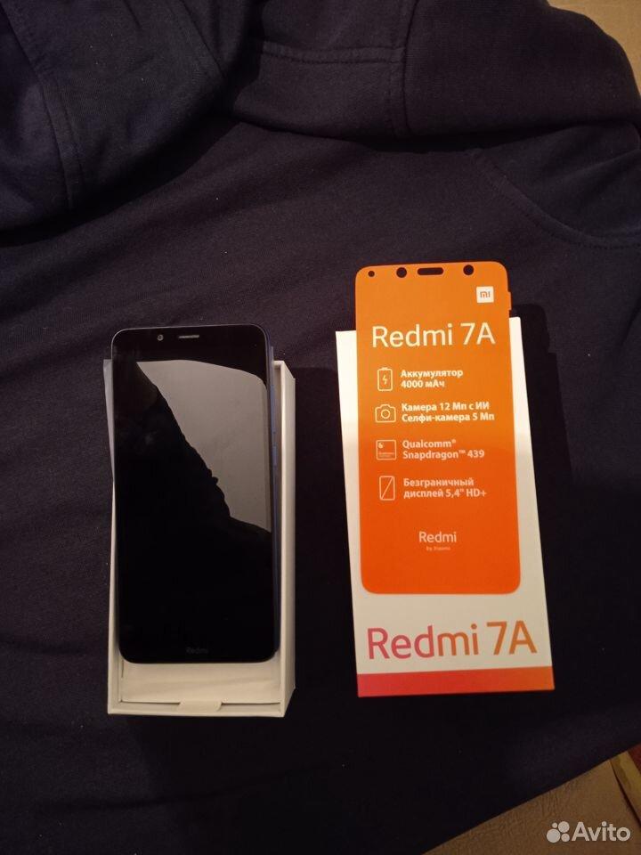 Xiaomi 7a 2/16 новый  89227327990 купить 1