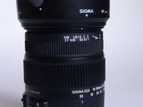 Sigma 18-50 2.8-4.5 DC OS HSM (Canon)
