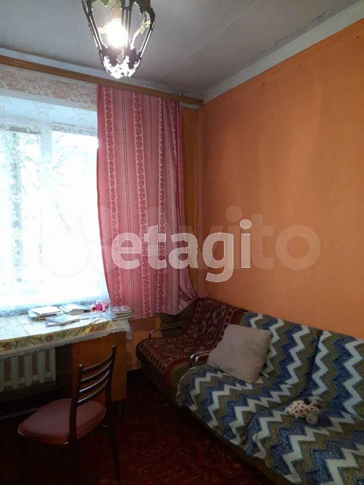 3-к квартира, 74.1 м², 1/5 эт.